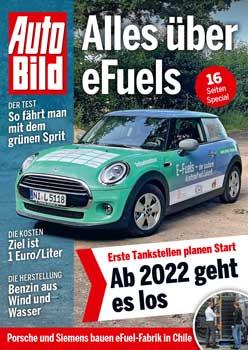 Alles über E-Fuels